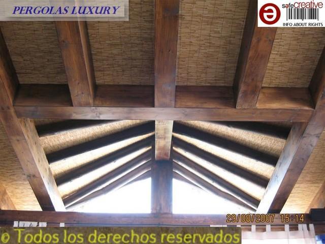 Pergolas de brezo ref 160 - foto 1
