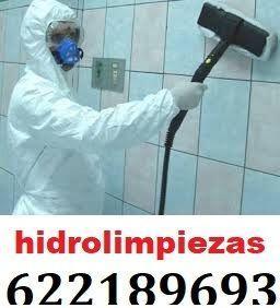 Desinfección y limpiezas extrañas. - foto 1