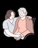 Limpieza/ cuidado de mayores - foto
