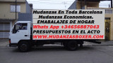 Mudanzas en castelldefels-Villadecans-Ga - foto