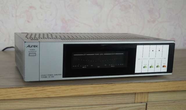 amplificador etapa Aurex Toshiba - foto 1