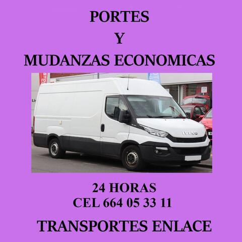 PORTES MUDANZAS Y TRANSPORTE - foto 1