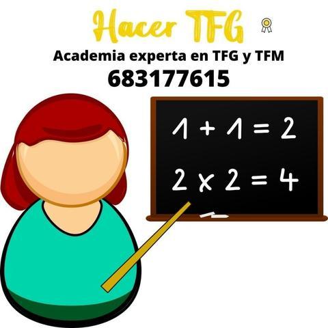 ¡COMPRAR TFM/TFG ORIGINAL - foto 1