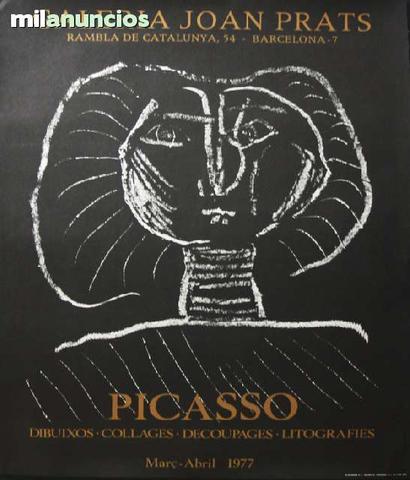 Picasso - galeria joan prats - foto 1