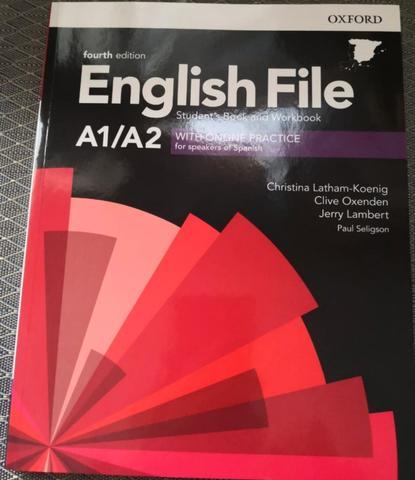 english file A1/A2 - foto 1