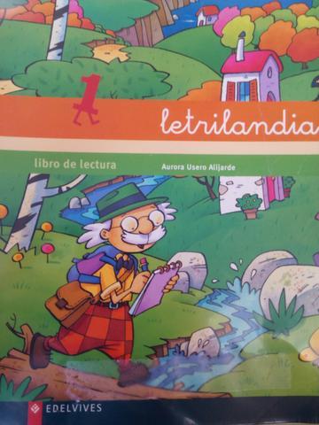 letrilandia 1 editorial edelvives . - foto 1