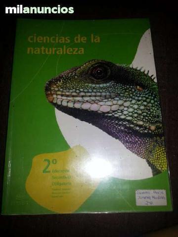 libro ciencias de la naturaleza 2º eso - foto 1