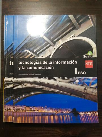 Libro Tecnología 1 ESO SM - foto 1
