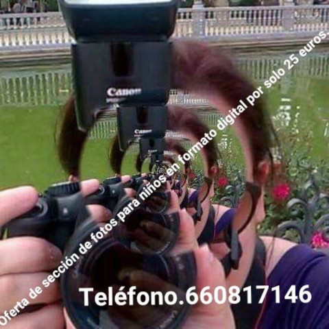 Fotógrafa Profesional - foto 1