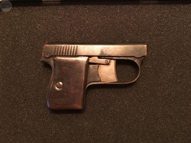 Compro Pistolas de Fogueo Antiguas - foto 1