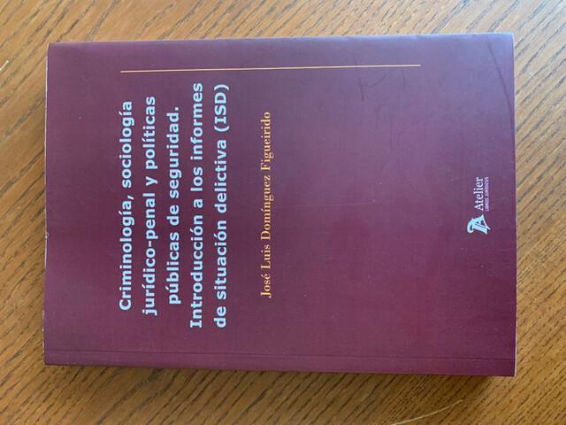 Criminología, Sociología Juridico-Penal  - foto 1