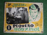 PÓSTER . ORIGINALES DE CINE 1960.